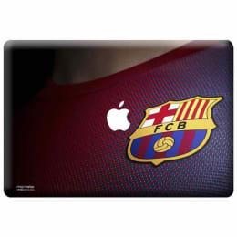 Macmerise Fcb Jersey Skin for 11 Inches Apple MacBook (MCS13CBA0080, Multicolor)_1
