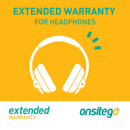 Onsitego 1 Year Extended Warranty for Headphone (Rs.15,000 - Rs.20,000)_1