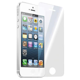 Impex Tempered Glass Screen Protector for Apple iPhone 5/SE (IP5001, Transparent)_1