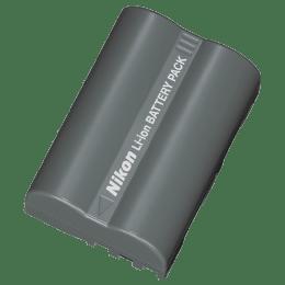 Nikon 1410 mAh Camera Battery (EN-EL3E, Black)_1