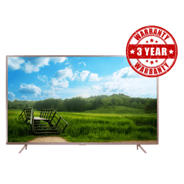 TCL 140 cm (55 inch) 4k Ultra HD LED Smart TV (55P2MUS, Gold)_1