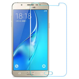 RedFinch Tempered Glass Screen Protector for Samsung Galaxy J7 Duo (Transparent)_1