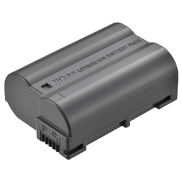 Nikon Camera Battery (EN-EL15A, Black)_1