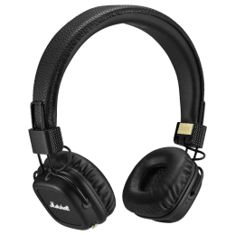 Marshall Major II Bluetooth Headphones (Black)_1