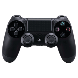 Sony Dualshock 4 Wireless Controller for PlayStation 4 (Black)_1