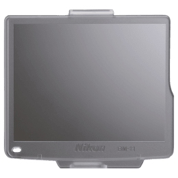 Nikon BM-11 LCD Monitor Cover (Black)_1