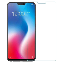 RedFinch Tempered Glass Screen Protector for Vivo V9 (Transparent)_1