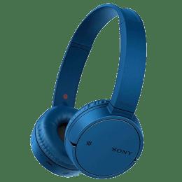Sony WH-CH500 Wireless Bluetooth Headphones (Blue)_1