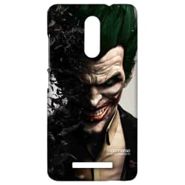 Macmerise Joker Withers Polycarbonate Back Case Cover for Xiaomi Redmi Note 3 (XACRN3SDC3358, Multicolor)_1