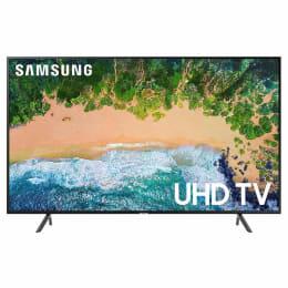 Samsung 163 cm (65 inch) 4k Ultra HD LED Smart TV (65NU7100, Black)_1