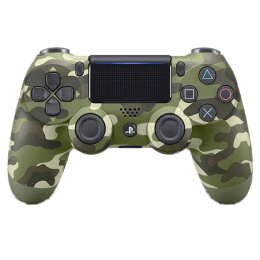 Sony DualShock 4 Green Camouflage Wireless Controller for PlayStation 4_1