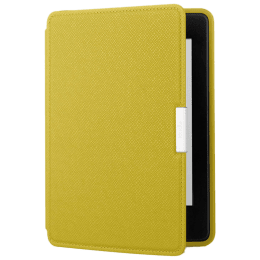 Amazon Leather Flip Cover for Kindle Paperwhite (B0089Z8WM6, Honey Yellow)_1