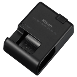 Nikon Camera Battery Charger (MH-25A, Black)_1