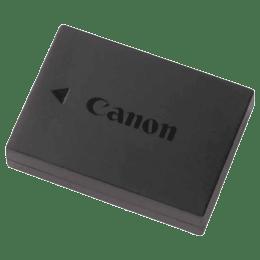Canon 960 mAh Rechargeable Camera Battery (LP-E10, Black)_1