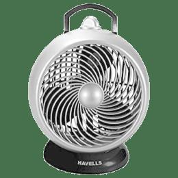 Havells I-Cool 175 mm Personal Fan (Black Grey)_1