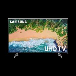 Samsung 191 cm (75 inch) 4k Ultra HD LED Smart TV (75NU7100, Black)_1