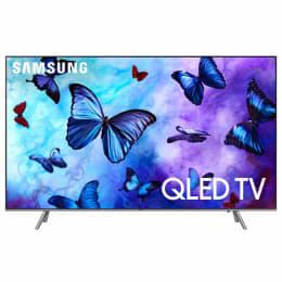 Samsung 165 cm (65 inch) 4k Ultra HD QLED Smart TV (QN65Q6FNAFXZA, Black)_1