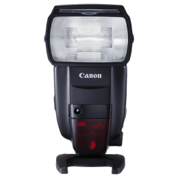 Canon Speedlite Flash Light (600EX II RT, Black)_1