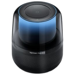Harman Kardon Allure Voice-Activated Bluetooth Speaker (Black)_1