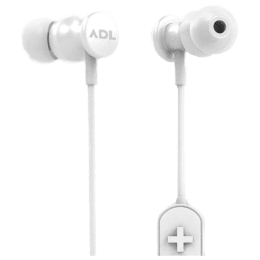 ADL In-Ear Wireless Earphones (Foot Loose X1, White)_1