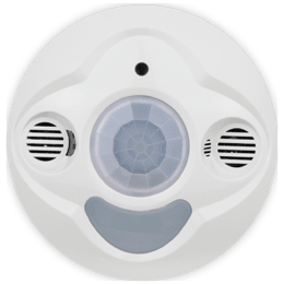 Crabtree SB-CMS-1 2in1 Home Automation Fire Sensor Fire Alarm (ACWAT016, White)_1