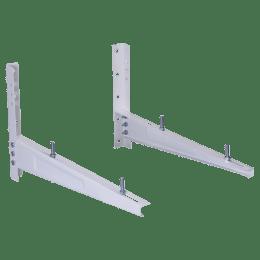 RD Plast Wall Mount AC Brackets (RW 8547, White)_1