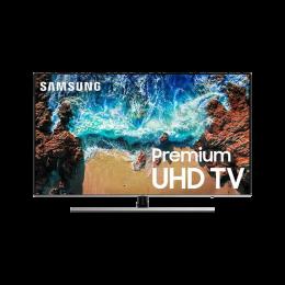 Samsung 139 cm (55 inch) 4k Ultra HD LED Smart TV (55NU8000, Black)_1
