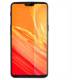 RedFinch Tempered Glass Screen Protector for OnePlus 6 (Transparent)_1
