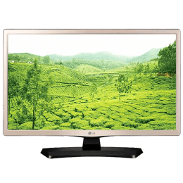 LG 60 cm (24 inch) HD Ready LED TV (24LJ470A, Gold)_1