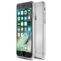 QDOS Fusion HD Polycarbonate Back Case Cover for Apple iPhone 7/8 (QD-803621-CL, Transparent)_1