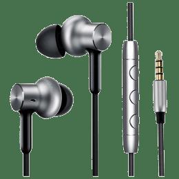 Xiaomi In-Ear Wired Earphones with Mic (ZBW4402IN, Silver)_1