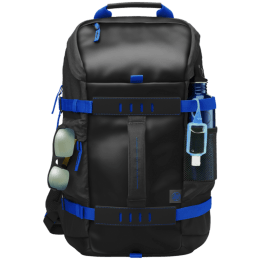 HP Odyssey 15.6 inch Laptop Backpack (Y5Y50AA#ACJ, Blue/Black)_1