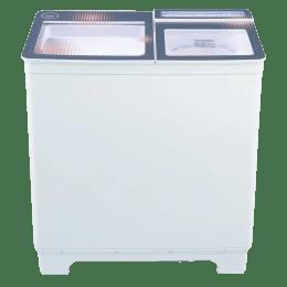 Godrej 8 kg Semi Automatic Top Loading Washing Machine (WS 800PDS, Lilac Sprinkle)_1