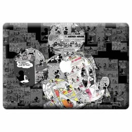 Macmerise Mickey Times Skin for 11 Inches Apple MacBook (MCS13CDD0032, Multicolor)_1