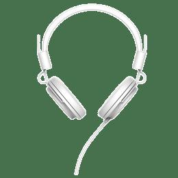 Defunc Basic Stereo On-Ear Headphones (White)_1