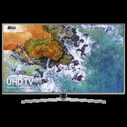 Samsung 108 cm (43 inch) 4k Ultra HD LED Smart TV (UE43NU7470UXXU, Silver)_1