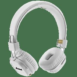 Marshall Major II Bluetooth Headphones (White)_1