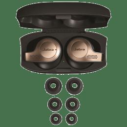 Jabra Elite 65t Bluetooth Earphones (Copper Black)_1
