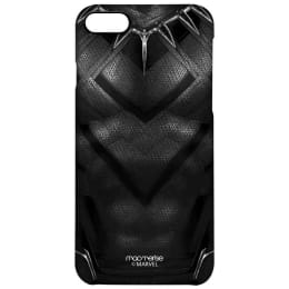 Macmerise Suit Up Black Panther Polycarbonate Back Case Cover for Apple iPhone 7 Plus/8 Plus (IPCIP8PMM1890, Black)_1