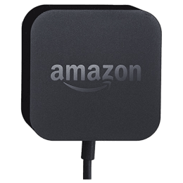 Amazon Echo Spot Power Adapter (B06XX3DJ8Y, Black)_1