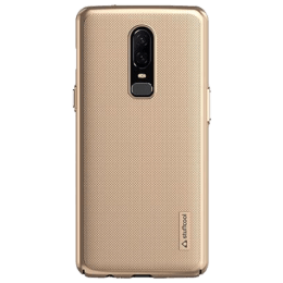 Stuffcool Corsa Plastic Hard Back Case Cover for OnePlus 6 (CORSAONEP6-GLD, Gold)_1