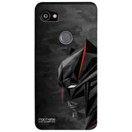 Macmerise Batman Geometric Polycarbonate Back Case Cover for Google Pixel 2 XL (GOC2XLSBS0172, Multicolor)_1