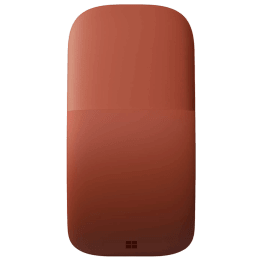 Microsoft Surface Arc Mouse (CZV-00079, Poppy Red)_1