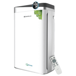 Havells Freshia AP-58 HEPA + Activated Carbon Filter Air Purifier (White)_1