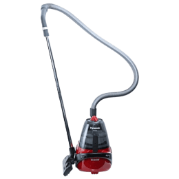 Panasonic Mega Cyclone 2000 Watts Dry Vacuum Cleaner (3 Litres Tank, MC-CL163RL4X, Red)_1