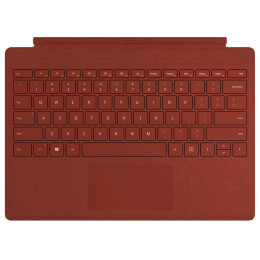 Microsoft Surface Pro Signature Type Cover (FFP-00115, Poppy Red)_1