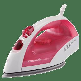 Panasonic 2150 Watt Steam Iron (NI-E410TRSM, Red)_1