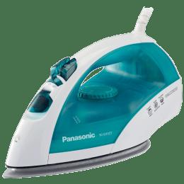 Panasonic 2150 Watt Steam Iron (NI-E410TMSM, Aquamarine)_1