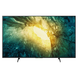 Sony X75H 108cm (43 inch) 4K UHD LED Android Smart TV (KD-43X7500H, Black)_1
