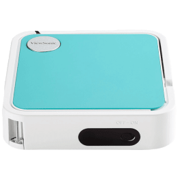 ViewSonic LED Pocket Projector (M1 Mini, White)_1